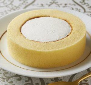 プレイ編むロールケーキ