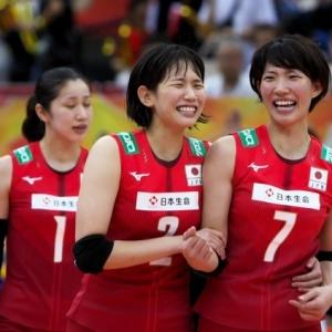 石井優希選手の笑顔