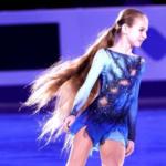 ソルトワ選手 髪の毛