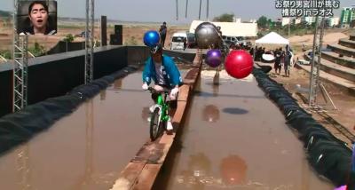 橋祭り ラオス